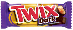 Twix Dark Chocolate