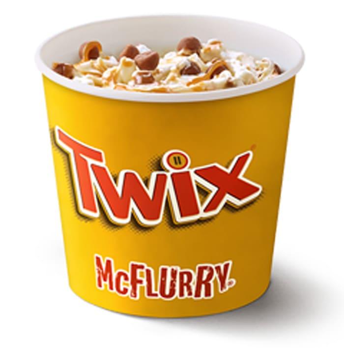 Twix McFlurry