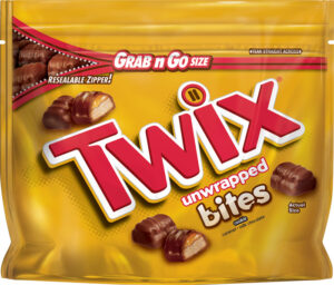 Twix Milk Chocolate Bites