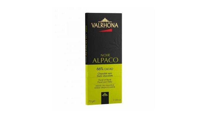 Valrhona ALPACO 66% TASTING BAR