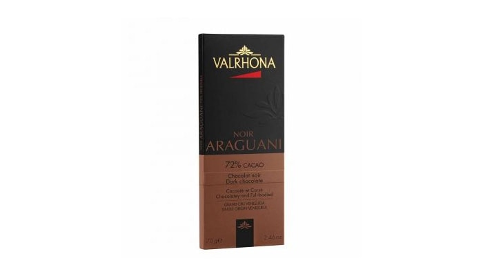 Valrhona ARAGUANI 72% TASTING BAR