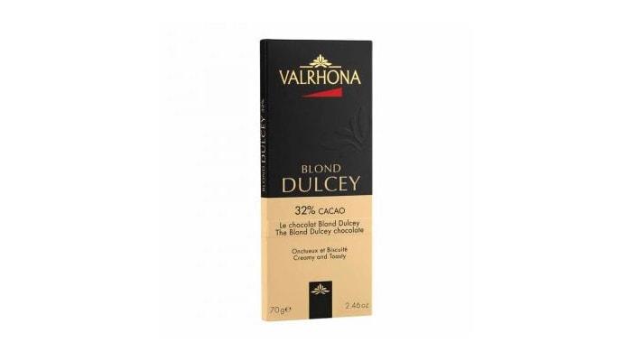 Valrhona DULCEY 32% TASTING BAR