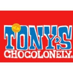 Tony Chocolonely official logo of the company