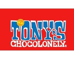 Tony Chocolonely official logo of the company