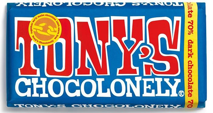 Tony's Chocolonely Extra Dark Chocolate