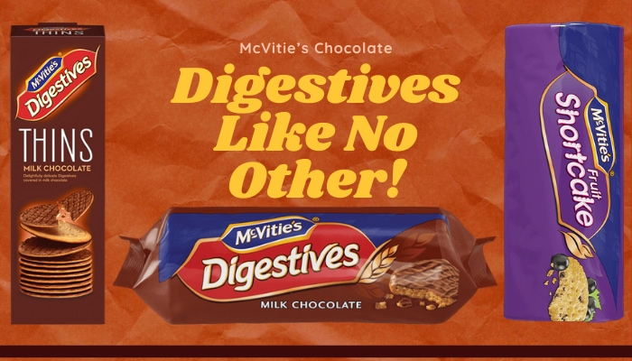 McVities Chocolate Digestives Like No Other