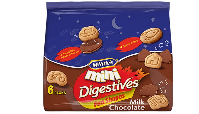 McVitie's Minis