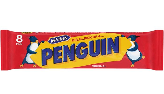 McVitie's Penguin