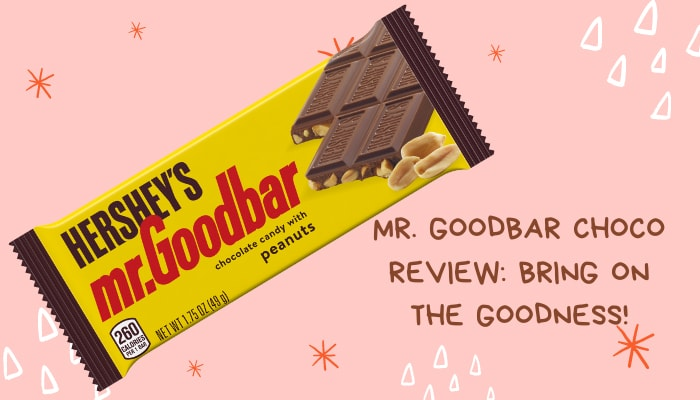 Mr. Goodbar Choco Review: Bring on the Goodness!