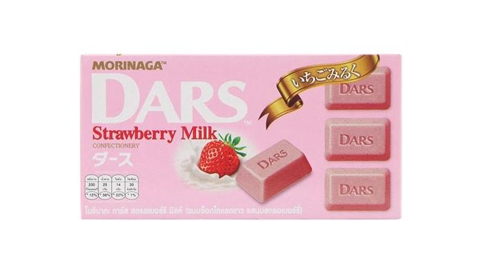 Dars Strawberry Milk